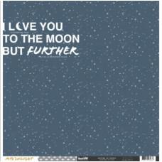 Kesi'art paper - Moonlight Satellite