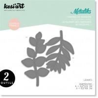 Kesi'art Métaliks Die -  Leaves
