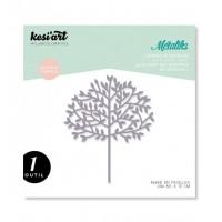 Kesi'art Métaliks Die - Tree 'Arbre en feuilles'
