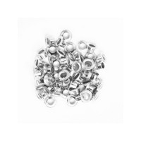 Small Metal Eyelets 4mm - Kesi'art