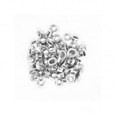 Small Metal Eyelets 4mm - Kesi'art