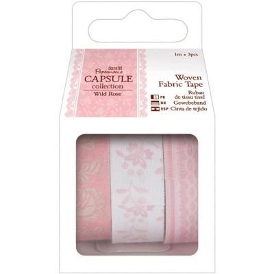 Fabric Tape - PaperMania Wild Rose