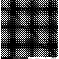Kesi'art Paper spot - grid: Black