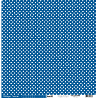 Kesi'art Paper spot - grid: Blue