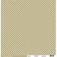 Kesi'art Paper spot - grid: Kraft/taupe