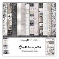 Collection 'Broderies Oxydées' de Lorelaï Design & Cathy Contiero