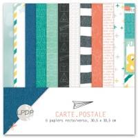 Carte Postale collection: Les papiers de Pandore