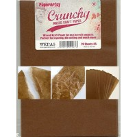 PaperArtsy Crunchy Waxed Craft Paper