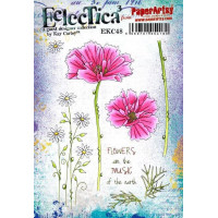 Eclectica Kay Carley EKC48 PaperArtsy Stamps