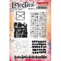 PaperArtsy Stamps Eclectica Seth Apter set ESA22 *** PRE-ORDER***