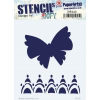 PaperArtsy stencil - JOFY PS140 16 x 18 cm