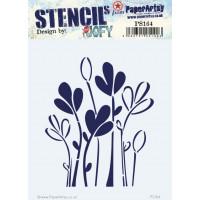 PaperArtsy stencil - JOFY PS164