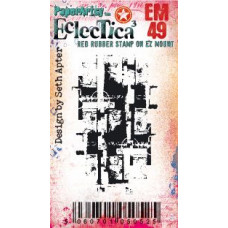 Eclectica {Seth Apter} Mini 49 PaperArtsy Stamp