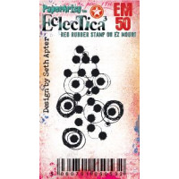 Eclectica {Seth Apter} Mini 50 PaperArtsy Stamp