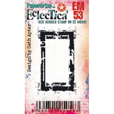 Eclectica {Seth Apter} Mini 53 PaperArtsy Stamp