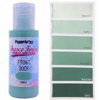 PaperArtsy Fresco Finish Paint - Front Door, opaque
