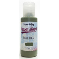 PaperArtsy Fresco Finish Paint - Toad Hall, opaque