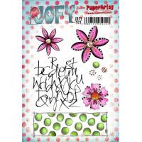 JOFY 101 PaperArtsy Stamp Set