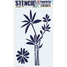 PaperArtsy stencil - JOFY PS137 16 x 24 cm