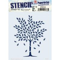 PaperArtsy stencil - EKC PS215