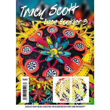 PaperArtsy Tracy Scott Lace Booklet 3