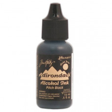 Adirondack Alcohol Ink - Pitch Black