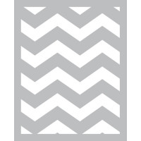 Queen & Co Shaker card kit - Chevron