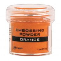 Ranger poudre à embosser - Orange