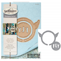 Take Flight -  Spellbinders Shapeabilities S4-620