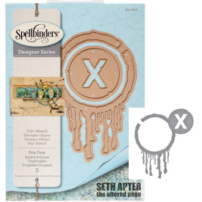 Drip Drop - Spellbinders Shapeabilities S4-621