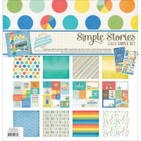 Summer Paradise 30x30 Simple Set par Simple Stories