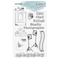 DIY & cie transparent stamps - Photo Studio