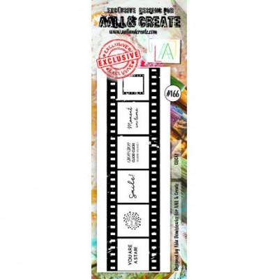 AALL & Create stamp set- 166