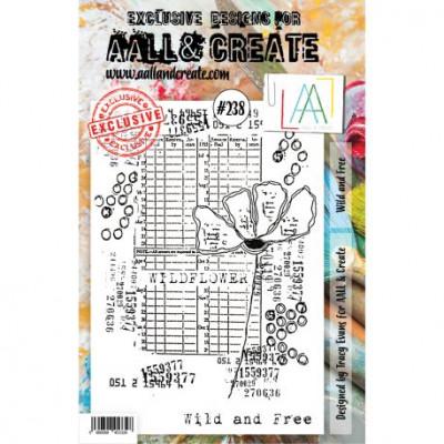 AALL & Create stamp set- 238