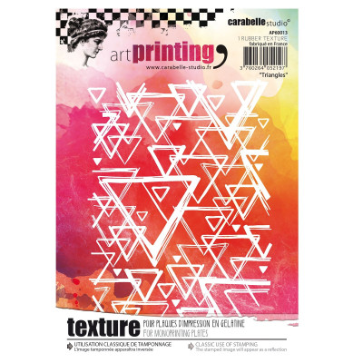 Carabelle Studio art printing: Triangles