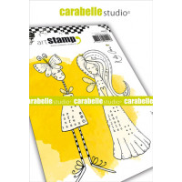 Carabelle Studio A6 cling stamps - Angels