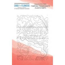 Chou & Flowers Clear stamps - Carte Marine