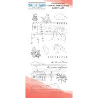 Chou & Flowers Clear stamps - Spectacle de mon enfance