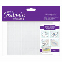 Docrafts Clear Acrylic Block - A6