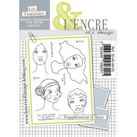 Supplément d'Ame - clear stamps by L'Encre et L'Image