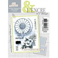 Les Couleurs de l'Eté - clear stamps by L'Encre et L'Image