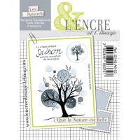 Que la nature est belle - clear stamps by L'Encre et L'Image