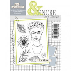 La muse - clear stamps by L'Encre et L'Image