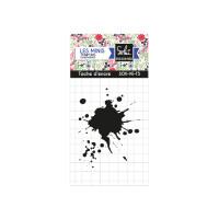 Clear stamp Sokaï - Voila l'été : Tache d'encre - Ink Splat