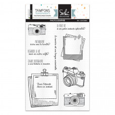 Clear stamps SO'Special Photographie - Sokaï