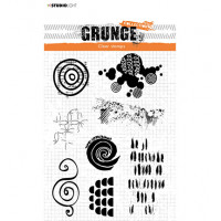 Studiolight Grunge n.451 clear stamps