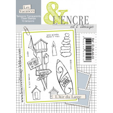 L'air du Large - clear stamps by L'Encre et L'Image