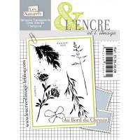 Au bord du Chemin - clear stamps by L'Encre et L'Image