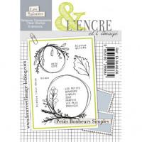 Petits Bonheurs Simples - clear stamps by L'Encre et L'Image
