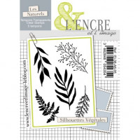 Silhouettes Végétales - clear stamps by L'Encre et L'Image